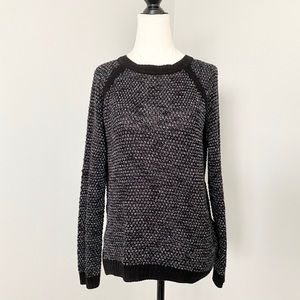 Romeo and Juliet Couture long sleeve knit sweater
